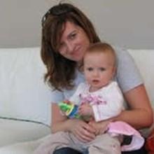Karyn and Lexie